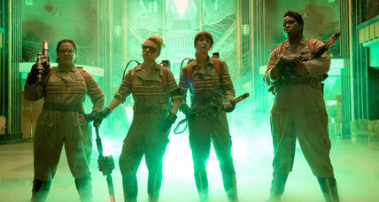 'Ghostbusters' director Ivan Reitman on new stars: 'I knew ... we were in very good shape when I saw the four of them together'
