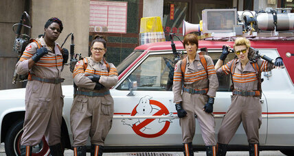 In 'Ghostbusters,' character comedy is trampled by effects