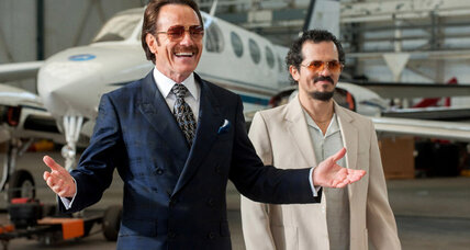 'The Infiltrator' lacks novelty but has nail-biting pizzazz