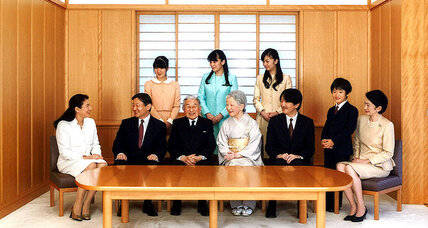 Japanese emperor may abdicate the throne, becoming first in two centuries