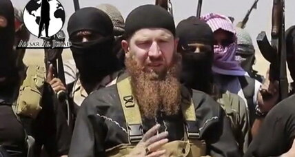 Islamic State says 'minister of war' Shishani killed