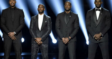 'Enough is enough': NBA stars speak out against gun violence, racial profiling