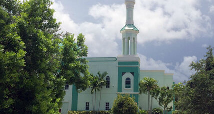 Why Florida pulled a mosque as a polling site