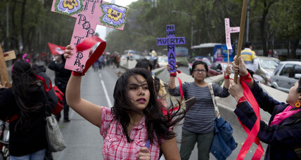 Not a suicide: Mexico murder case challenges views of gender violence