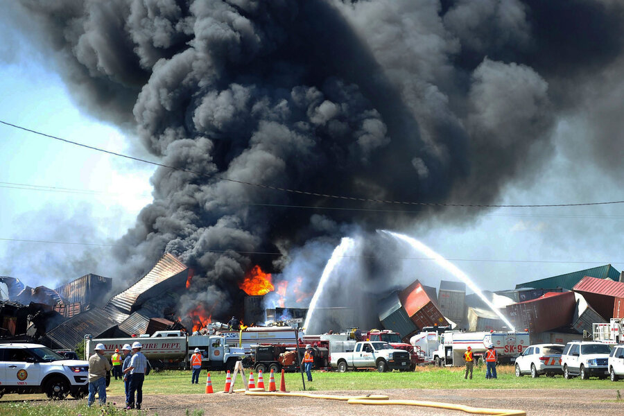 Missed signal led to Texas train crash: Could technology