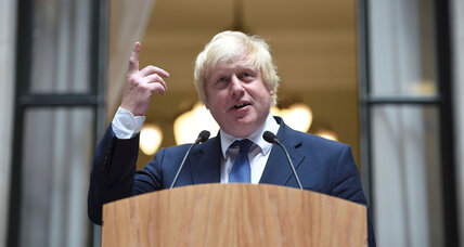 World envoys flinch at appointment of Boris Johnson as Britain's top diplomat