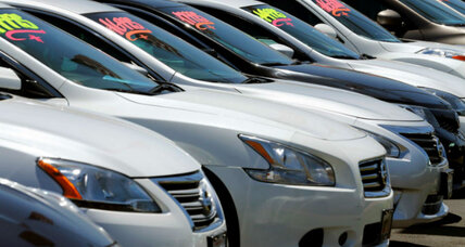 Used car leasing hits the sweet spot