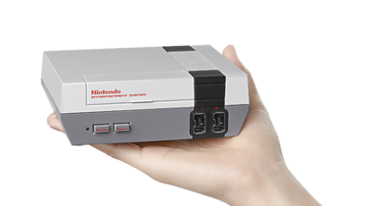 Blast from the past: Nintendo to revive its original console