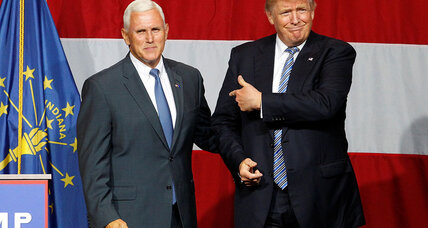 VP pick is official: What Pence could do for Donald Trump (+video)
