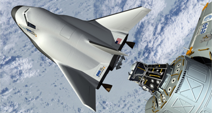 Should the space station have a dedicated port for private spaceflight?
