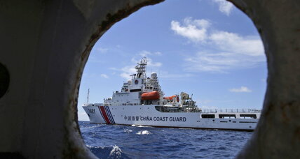 Philippines' official hails S.China Sea ruling a 'crowning glory'