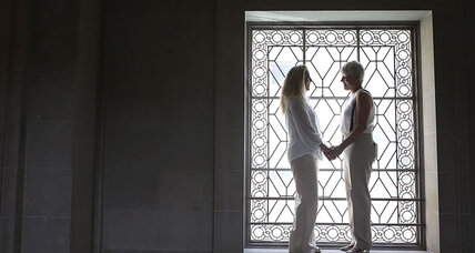 Is wedding photography art? A wrinkle in religious liberty debate.