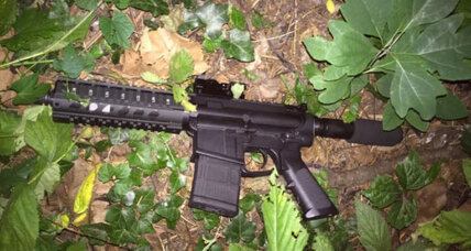 Baltimore police on edge after shootout with man bearing AR-15-style rifle