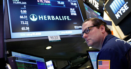 Herbalife dodges pyramid scheme label with $200 million settlement