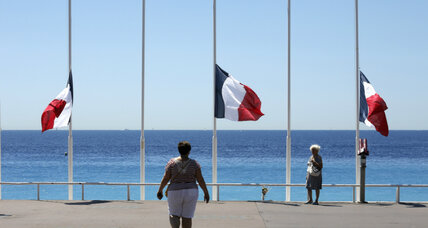 Shadow over Nice, as locals, tourists try to make sense of attacks