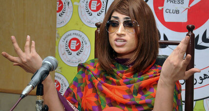 As Pakistan mourns model Qandeel Baloch, a call to curb 'honor killings'