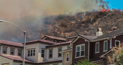 Can a California homeowner be sued for a wildfire?
