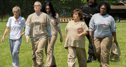 Veterans protest alleged stereotypes in 'Orange is the New Black'