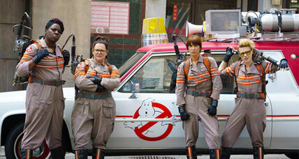 Box office: 'Ghostbusters' can't compete with 'The Secret Life of Pets'