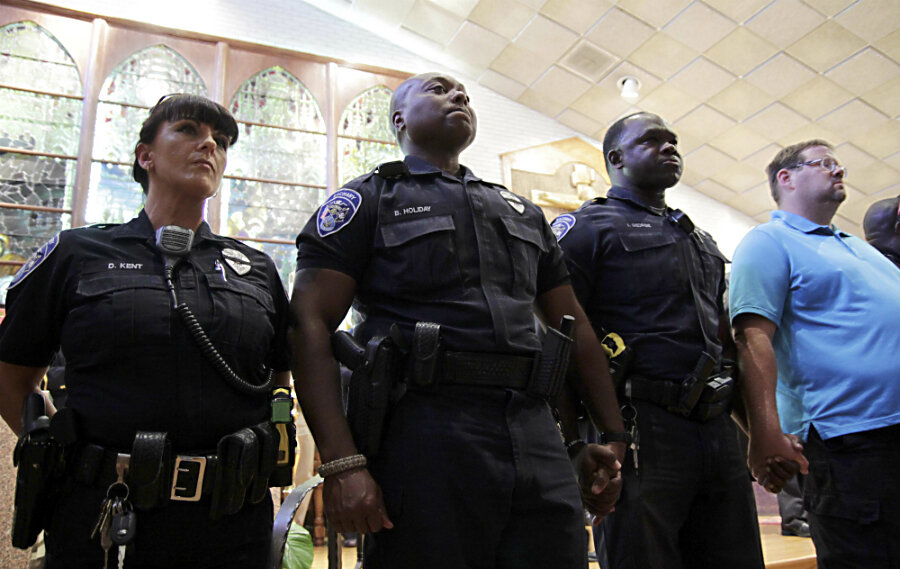 Baton Rouge tragedy puts focus on challenges faced by black