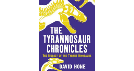 'The Tyrannosaur Chronicles' tracks giant 100 million year-old lizards