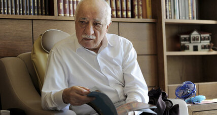Turkey coup attempt exposes Gülen-Erdoğan lobbying battle in the US