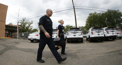 Police departments employ buddy system after ambush attacks