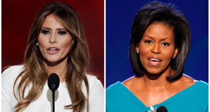 Why Melania Trump may have liked Michelle Obama's speech