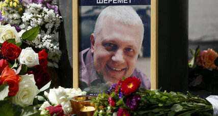 Investigative journalist in Ukraine killed by car bomb