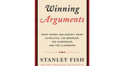 'Winning Arguments' brings political rhetoric to daily life
