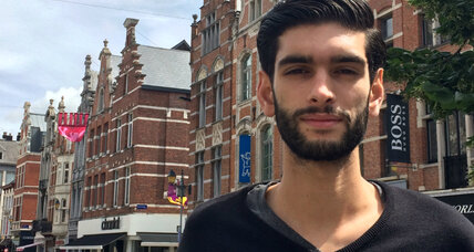 How one town helps residents balance being Belgian and Muslim