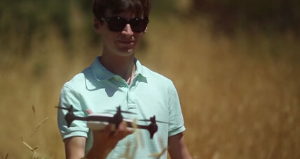 Utah teen launches Teal, a versatile backpack drone