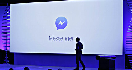 Facebook's Messenger app now reaches one billion users