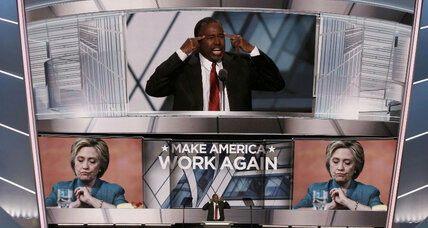 Amid tough GOP convention rhetoric, a plea for civility (+video)