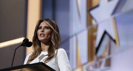 Melania Trump's speech: How do you define plagiarism?