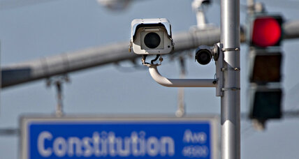 Are traffic enforcement cameras worth the effort?