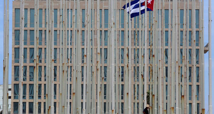 US-Cuba relations: On first anniversary, still on the path to normal? (+video)