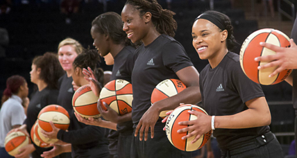 Activism in sports? WNBA says not so fast