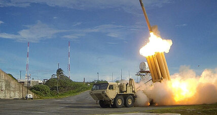 Will THAAD make the Korean peninsula safer?