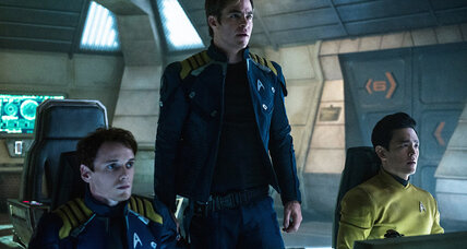 'Star Trek Beyond' is consistently entertaining