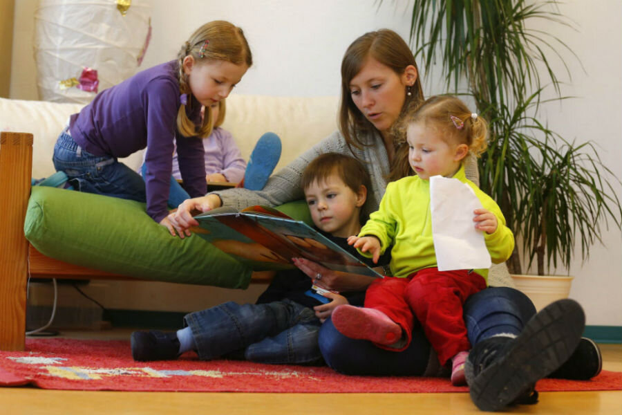 five sites for finding the perfect babysitter