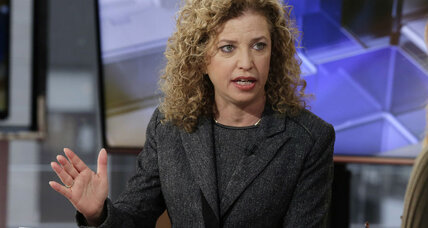 DNC chair Wasserman Schultz set to resign after Democratic convention