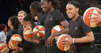 WNBA withdraws fines in show of support for on-court activism