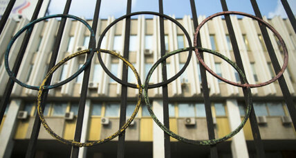 IOC OKs case-by-case approval for Russians in Rio, forgoing blanket ban