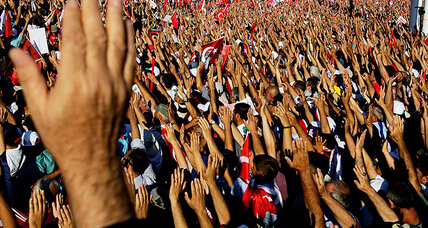 In a display of unity, Turkey's opposition rallies against coup attempt