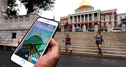 Pokémon Go players rediscovering their neighborhoods' histories