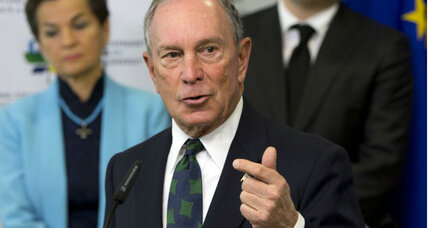 Will Bloomberg's endorsement of Clinton sway moderate voters?