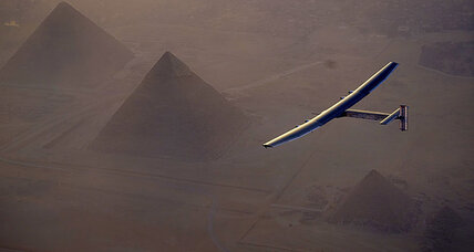 Solar Impulse 2 embarks on final leg of around-the-world trip