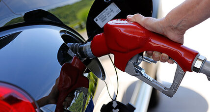 Will falling gas prices cause US to miss fuel-efficiency targets?