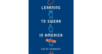 'Learning to Swear in America' features lively characters, exciting astrophysics